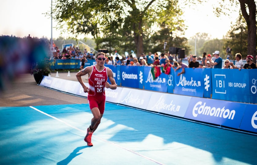 20 weeks - finish your next sprint triathlon in an hour
