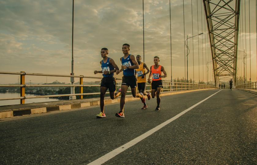 16 Wochen - ½ Marathon in weniger als 1:24